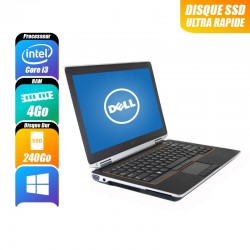 Ordinateurs Portables DELL LATITUDE E6320 d'occasion