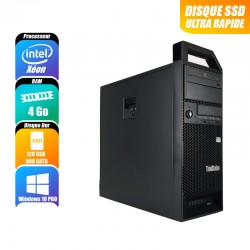 DESKTOP LENOVO THINKSTATION S20 d'occasion