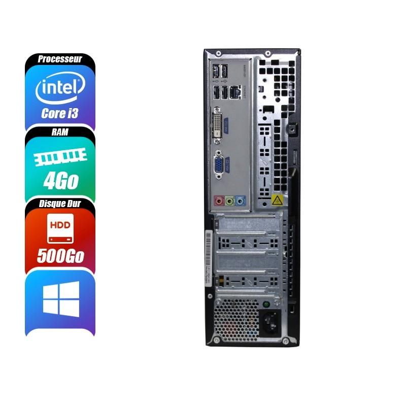 Ordinateurs Portables HP PRO 3300 SFF d'occasion