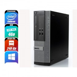 DESKTOP DELL OPTIPLEX 390 d'occasion
