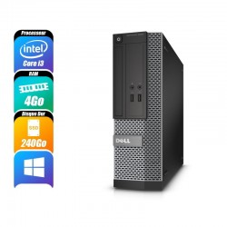 DESKTOP DELL OPTIPLEX 3020 d'occasion