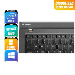 Ordinateurs Portables LENOVO THINKPAD T440S d'occasion
