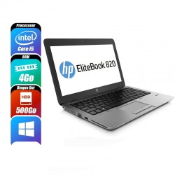 Ordinateurs Portables HP ELITEBOOK 820 G1 d'occasion