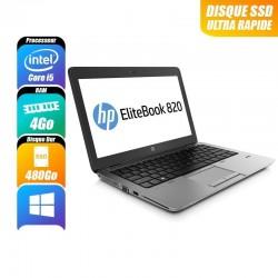 Ordinateurs Portables HP ELITEBOOK 820 G2 d'occasion