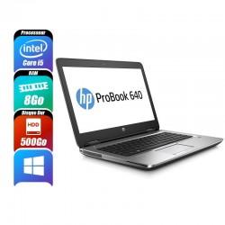Ordinateurs Portables HP PROBOOK 640 G1 d'occasion