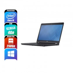 Ordinateurs Portables DELL LATITUDE E5450 d'occasion