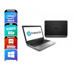 Ordinateurs Portables HP PROBOOK 650 G1 d'occasion