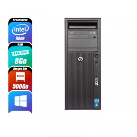HP WORKSTATION Z420 -...