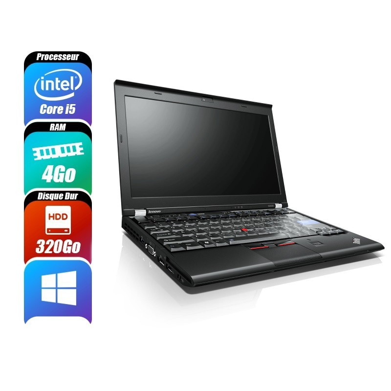 Ordinateurs Portables LENOVO THINKPAD X220 d'occasion