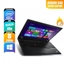 Ordinateurs Portables LENOVO THINKPAD L440 d'occasion