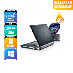 Ordinateurs Portables DELL LATITUDE E6530 d'occasion