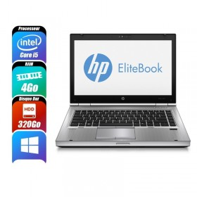 HP ELITEBOOK 8470p -...
