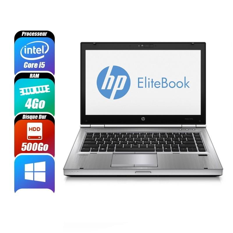Ordinateurs Portables HP ELITEBOOK 8470p d'occasion