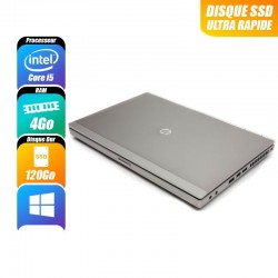HP EliteBook 8470P Core i5 3210M 2.5 GHZ 14 Pouces 8 Go / 320 Go WIN 7 Pro