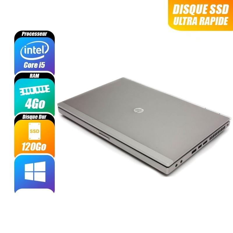 HP EliteBook 8470P Core i5 3210M 2.5 GHZ 14 Pouces 8 Go / 320 Go WIN 7 Pro