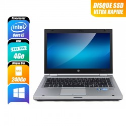 Ordinateurs Portables HP ELITEBOOK 8470p d'occasion
