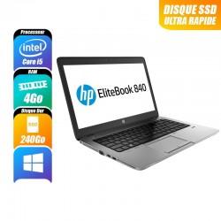 HP Probook 4520s Core i3 2.27 GHZ 15.6 Pouces 3 Go / 320 Go WIN 7 Pro